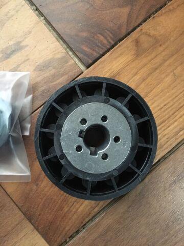Ступица для установки рулевого колеса 40119D. 00163335