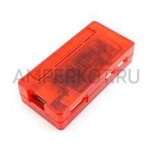 Корпус ABS Raspberry pi Zero/W красный