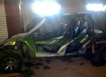 квадроцикл ARCTIC CAT WILDCAT