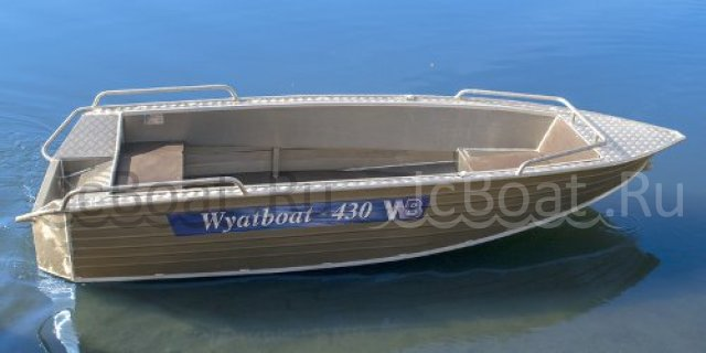катер WYATBOAT 430 2017 г.