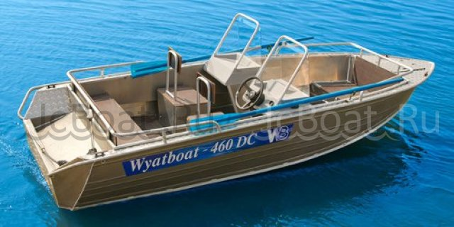 катер WYATBOAT 460 DC 2017 г.