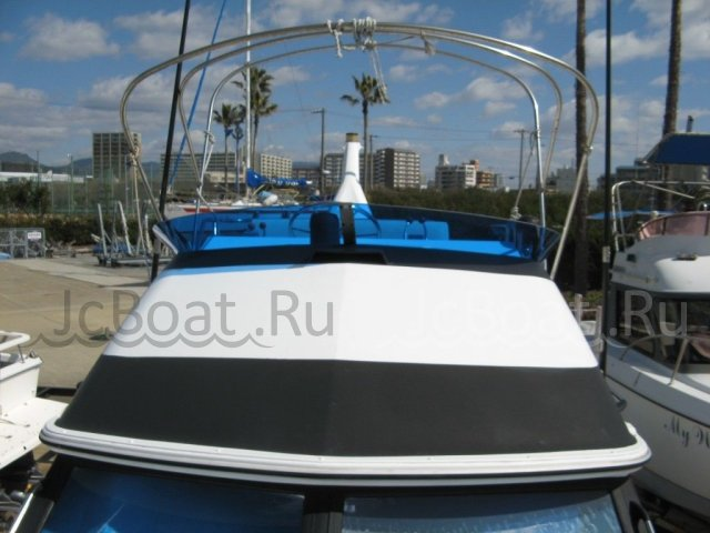 катер YAMAHA PC26 (PACIFIC CRUISER 26  1996 г.