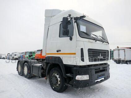 Седельный тягач МАЗ 6430 2012 года в Ярославле
