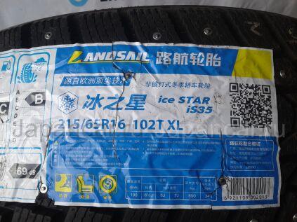 Зимние шины Landsail Is35 215/65 16 дюймов новые в Улан-Удэ