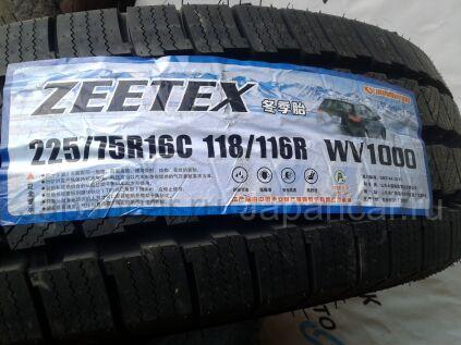 Зимние шины Zeetex Wv1000 225/75 16 дюймов новые в Улан-Удэ