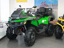 мотовездеход STELS ATV 800 G TROPHY GUEPARD (зеленый) купить по цене 589000 р. в Хабаровске