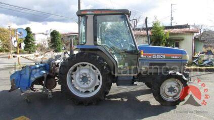 Трактор колесный ISEKI Geas 553 2008 года во Владивостоке