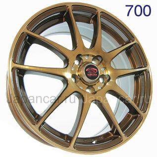 Диски 16 дюймов Sakura wheels ширина 6.5 дюймов вылет 45 мм. новые во Владивостоке
