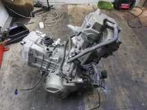 двигатель Honda XL1000 Varadero SD01 (без статора генератора)