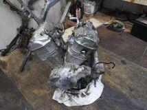 двигатель Honda XRV750 Africa Twin RD07 (без статора генератора)