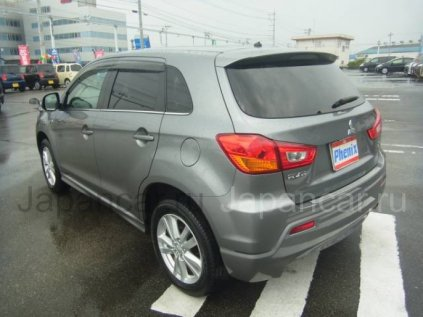 Mitsubishi RVR 2011 года в Японии