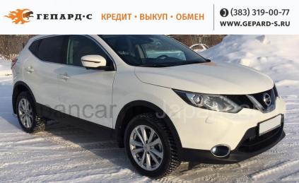 Nissan Qashqai 2014 года в Новосибирске