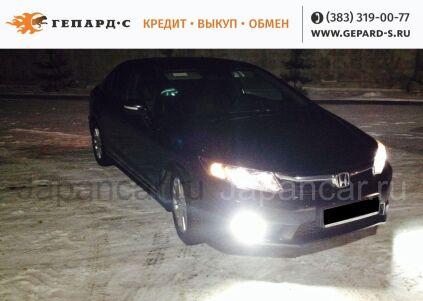 Honda Civic 2012 года в Новосибирске