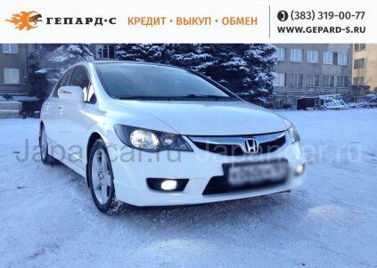 Honda Civic 2011 года в Новосибирске