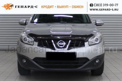 Nissan Qashqai 2011 года в Новосибирске