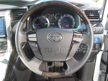 Toyota Alphard 2013 года в Новосибирске
