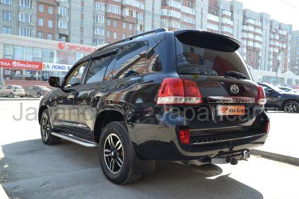 Toyota Land Cruiser 2008 года в Новосибирске