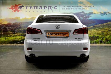 Lexus IS250 2012 года в Новосибирске