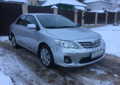 Toyota Corolla 2011 года в Новосибирске