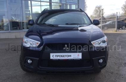Mitsubishi ASX 2011 года в Новосибирске