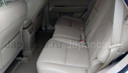 Lexus RX450H 2011 года в Новосибирске