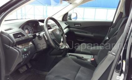 Honda CR-V 2014 года в Новосибирске