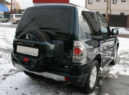 Mitsubishi Pajero 2008 года в Новосибирске