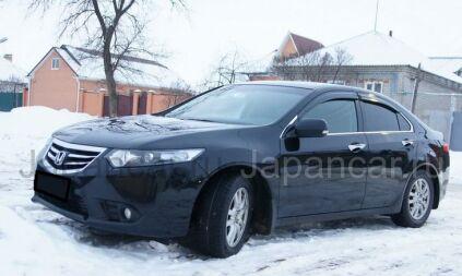 Honda Accord 2010 года в Новосибирске