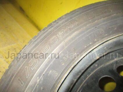 Летниe шины Dunlop Ec202 175/65 14 дюймов б/у в Новосибирске