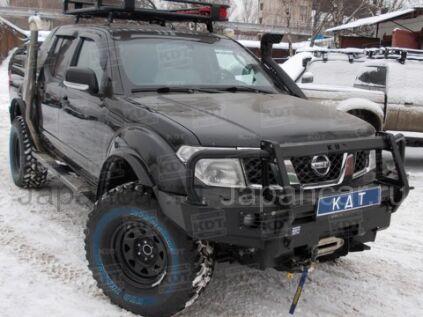 Бампер на Nissan в Москве
