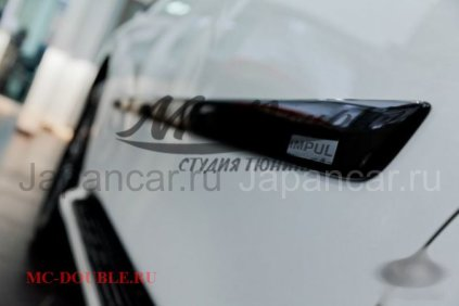 Накладка на дверь на Nissan Patrol во Владивостоке