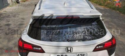 Спойлер на Honda во Владивостоке
