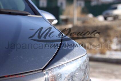 Накладки на фары на Toyota Vitz во Владивостоке