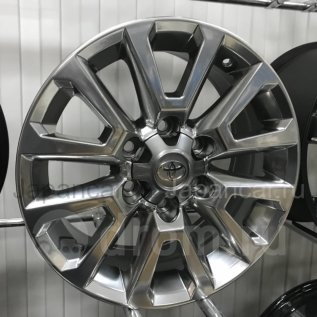 Диски 17 дюймов Toyota ширина 7.5 дюймов вылет 25 мм. новые в Хабаровске