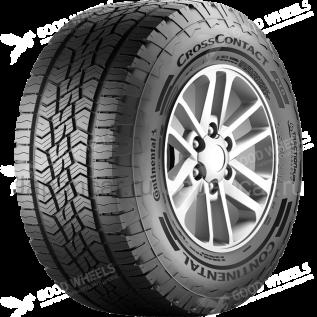 Всесезонные шины Continental Conticrosscontact atr 265/75 16 дюймов новые в Москве