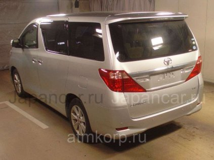 Микрогрузовик Toyota ALPHARD 7 в Екатеринбурге