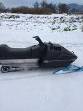 снегоход YAMAHA ET340 купить по цене 438740 р. в Москве