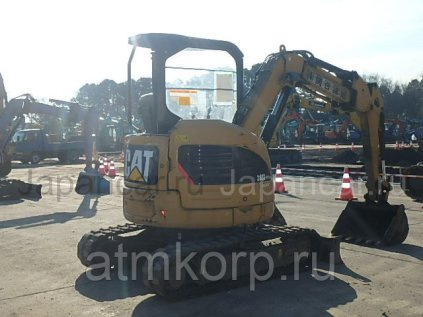 Экскаватор Caterpillar в Екатеринбурге