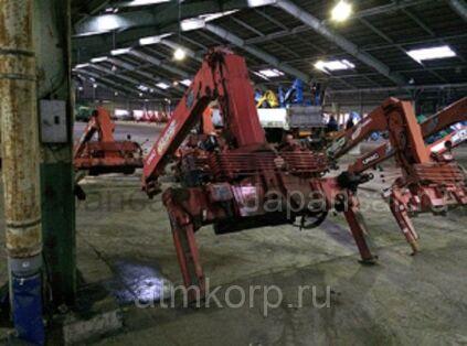 Кран-манипулятор Unic Crane URU 504 в Екатеринбурге