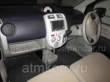 Mitsubishi EK Sport 2011 года в Екатеринбурге