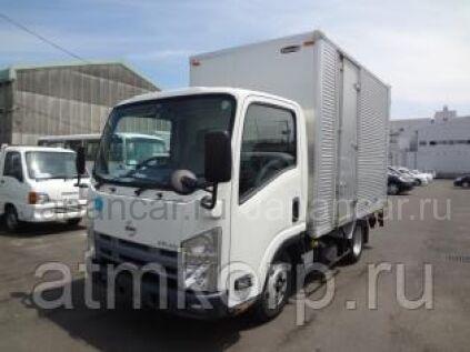 Фургон Nissan ATLAS гидроборт в Екатеринбурге