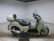 макси-скутер APRILIA SCARABEO  500 кофр