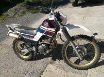мотоцикл YAMAHA SEROW 225