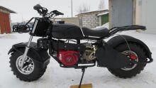 мотовездеход PAXUS Велес 2X2  H-13V купить по цене 200000 р. в Дубне