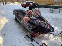 снегоход YAMAHA RX-1 MTX