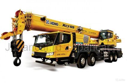 Автокран XCMG XCT55S 2021 года в Сургуте