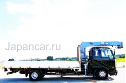 Бортовой+кран UD TRUCKS CONDOR 2005 года во Владивостоке