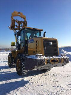 Погрузчик XCMG LW300FN 2020 года в Иркутске
