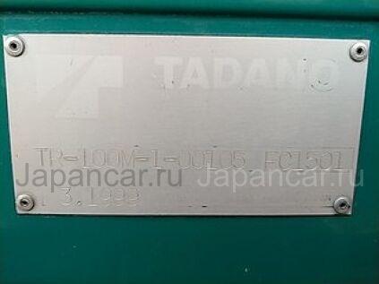 Кран самоходный Tadano TR100 WHEEL CRANE 1999 года во Владивостоке