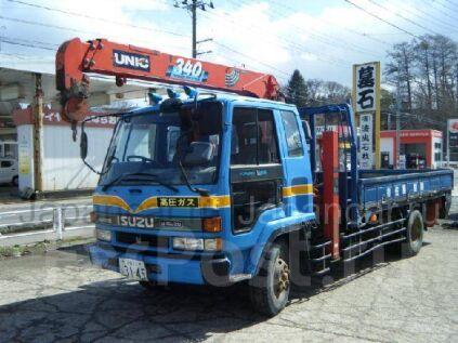 Бортовой+кран ISUZU FORWARD 1994 года во Владивостоке